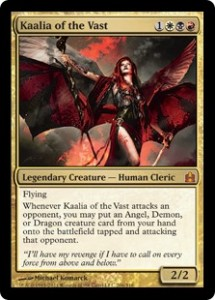 Magic the Gathering Commander Review: Heavenly Inferno