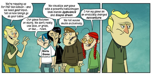 Penny Arcade - The Way Forward