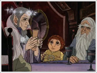 revisiting the hobbit graphic novel and animated movie
