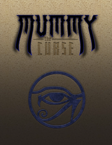 Mummy the Curse Cover