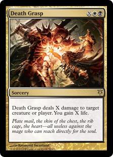 Dd Deaths Grasp