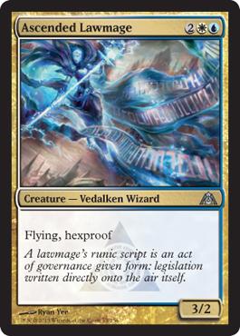 Magic The Gathering White Blue Deck Build