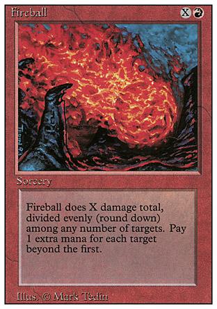 fireball friends game rules