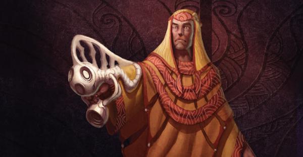 Numenera - People - Aeon Priest