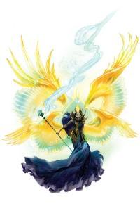 The Strange - Qephilim Sorcerer