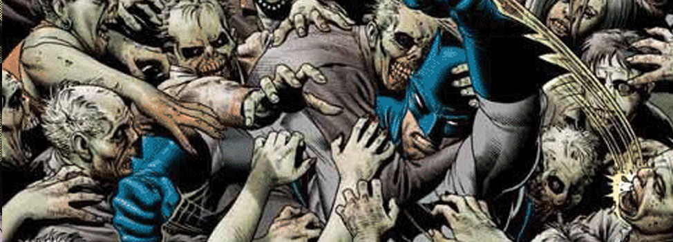 Custom Gaming: Zombicide – Gotham City
