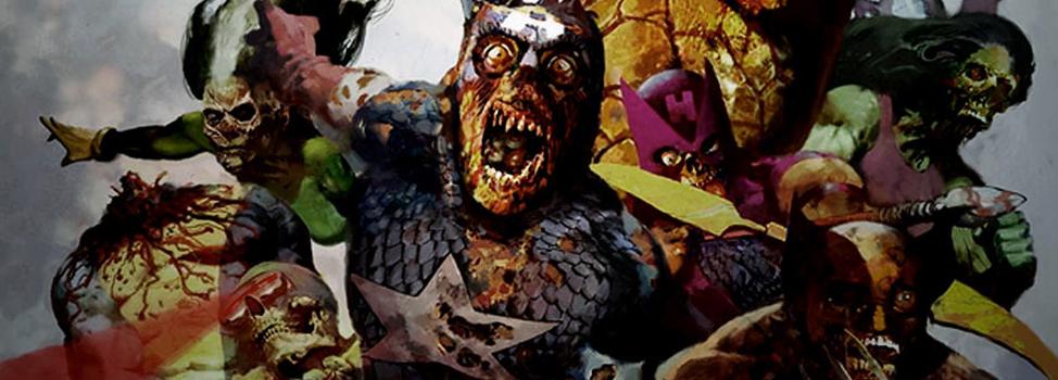 Custom Gaming: Zombicide – Marvel's Avengers