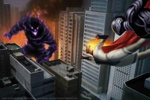 CSR - Superheroes